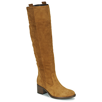 Shoes Women High boots Gabor 7167914 Cognac