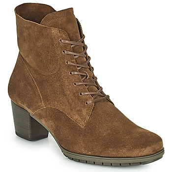 Shoes Women Ankle boots Gabor 7660541 Brown