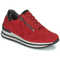 Shoes Women Low top trainers Gabor 7652868 Red