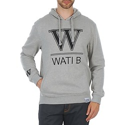 Clothing Men sweaters Wati B HOODA Grey