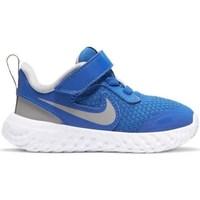 Shoes Children Low top trainers Nike Revolution 5 Tdv Blue