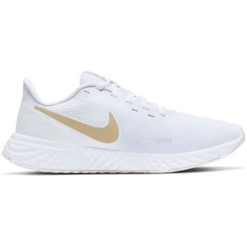 Shoes Women Low top trainers Nike W Revolution 5 White