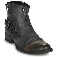 Shoes Men Mid boots Kdopa DETROIT Black