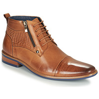 Shoes Men Mid boots Kdopa JACKSON Camel