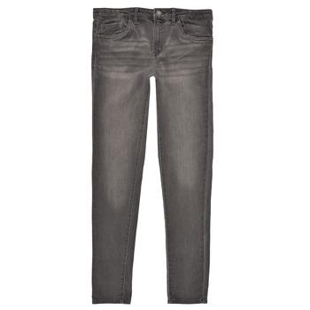 Clothing Girl Skinny jeans Levi's 710 SUPER SKINNY FIT JEANS Blue