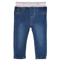 Clothing Girl Skinny jeans Levi's PULL ON SKINNY JEAN Westthird / Pink