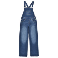 Clothing Girl Jumpsuits / Dungarees Levi's SHOECUTOVERALL Blue