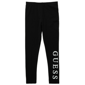 Clothing Girl Leggings Guess DRASSI Black