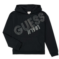 Clothing Girl Sweaters Guess PAINY Black