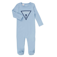 Clothing Boy Sleepsuits Guess THEROI Blue
