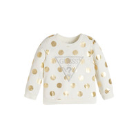 Clothing Girl Sweaters Guess KUBLO White
