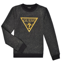 Clothing Girl Sweaters Guess LEFFIA Multicolour