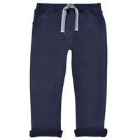 Clothing Boy Tracksuit bottoms Petit Bateau TERRI Grey