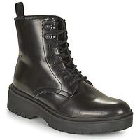 Shoes Women Mid boots Levi's BRIA Black