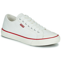 Shoes Women Low top trainers Levi's HERNANDEZ S White