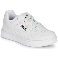 Shoes Children Low top trainers Fila ARCADE LOW K White