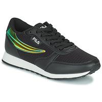 Shoes Women Low top trainers Fila ORBIT F LOW Black