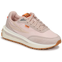 Shoes Women Low top trainers Fila RENNO Pink