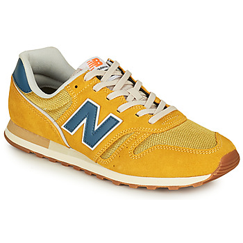 Shoes Men Low top trainers New Balance 373 Yellow / Blue