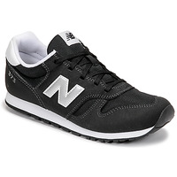 Shoes Boy Low top trainers New Balance 373 Black