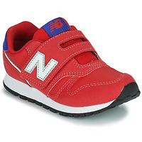 Shoes Boy Low top trainers New Balance 373 Red