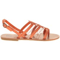 Shoes Women Sandals Cassis Côte d'Azur Hanako Orange Orange