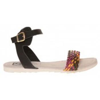 Shoes Women Sandals Cassis Côte d'Azur Sandales Jerk Noir Black