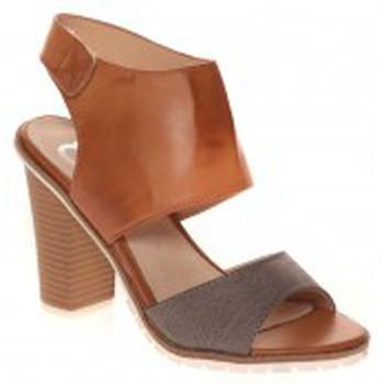 Shoes Women Sandals Cassis Côte d'Azur Escarpins Nacido Brown