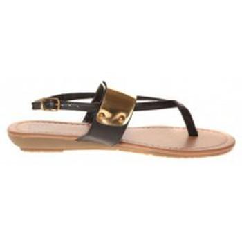 Shoes Women Flip flops Cassis Côte d'Azur Takwa Noir Black