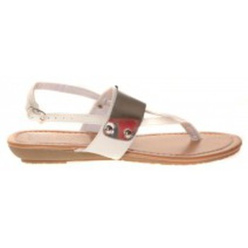 Shoes Women Flip flops Cassis Côte d'Azur Takwa Blanc White