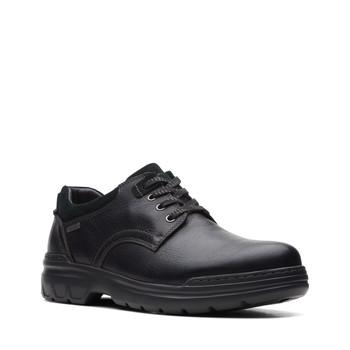 Shoes Men Derby Shoes Clarks  Black