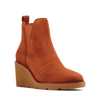 Shoes Women Ankle boots Clarks  Brown