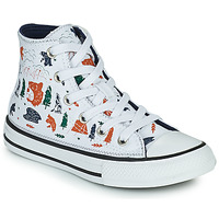 Shoes Boy Hi top trainers Converse  White