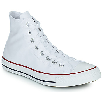 Shoes Hi top trainers Converse CHUCK TAYLOR ALL STAR WIDE CORE COLORS HI White