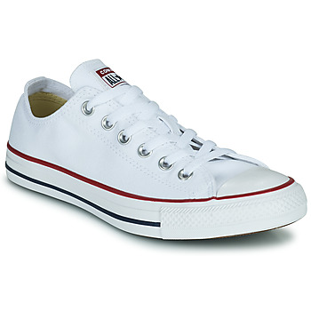 Shoes Low top trainers Converse CHUCK TAYLOR ALL STAR WIDE CORE COLORS OX White
