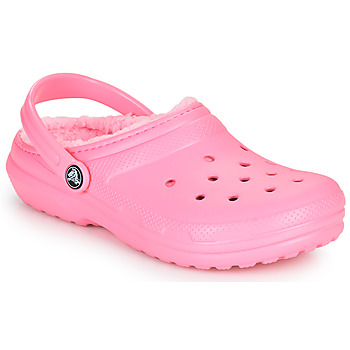 Shoes Children Clogs Crocs CLASSIC LINED CLOG K Pink