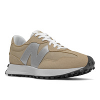 Shoes Women Low top trainers New Balance  Beige / Silver