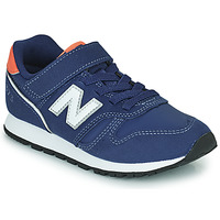 Shoes Boy Low top trainers New Balance  Blue / Red