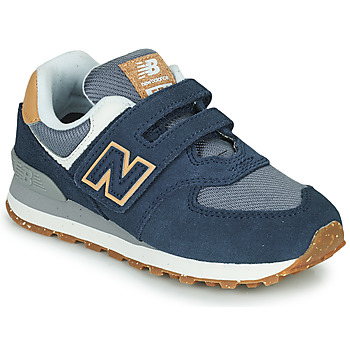 Shoes Children Low top trainers New Balance  Blue