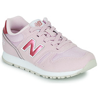 Shoes Girl Low top trainers New Balance  Pink