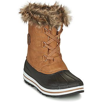 Shoes Children Snow boots Kimberfeel ADRIANA2 Beige