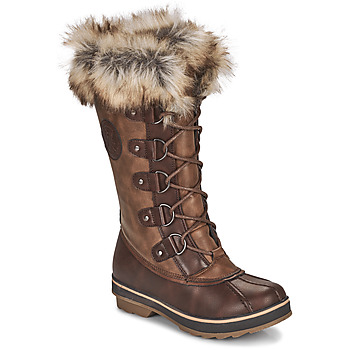 Shoes Women Snow boots Kimberfeel BEVERLY Brown