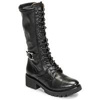 Shoes Women High boots NeroGiardini CRESSONO Black