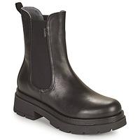 Shoes Women Mid boots NeroGiardini CROSNO Black