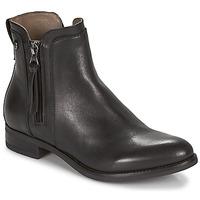 Shoes Women Mid boots NeroGiardini ECHALOTO Black