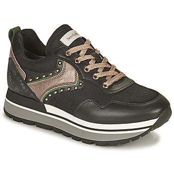 Shoes Women Low top trainers NeroGiardini  Black