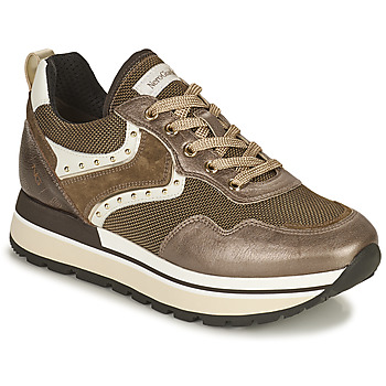 Shoes Women Low top trainers NeroGiardini  Brown