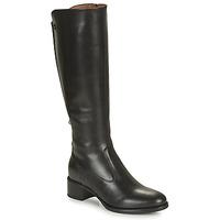 Shoes Women High boots NeroGiardini FEVO Black
