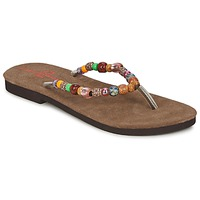 Shoes Women Flip flops Banana Moon PERLA Multicolour