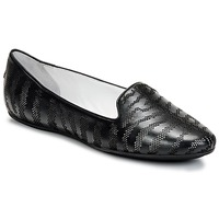Shoes Women Loafers Roberto Cavalli TPS648 Black